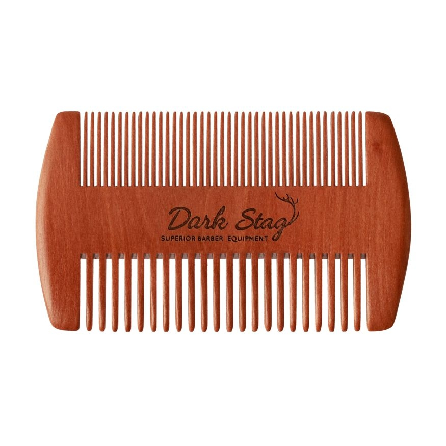 dark stag beard comb 5060143204920 5 00 buy online at hairtech