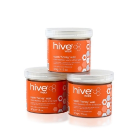 Options By Hive Warm Wax Honey 3 Pack