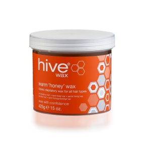 Hive Warm Wax Honey
