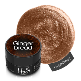 Halo \'Twas the Night Gel Gingerbread
