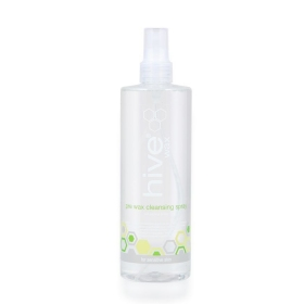 Hive Coconut and Lime Pre Wax Cleansing Spray 400ml