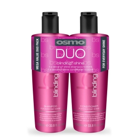 Osmo Blinding Shine Shampoo/Conditioner Twin Pack