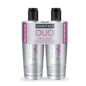 Osmo Colour Save Shampoo & Conditioner Twin Pack