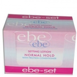 Ebe-set setting lotion Normal 24 x 20 ml