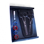 "Glamtech One Scissor and Thinner Set 5"" & 5.5"""