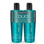 Osmo Deep Moisturising Shampoo/Conditioner Twin Pack