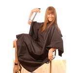 Hair Tools Cutting Gown Tint Proof