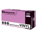 Bodyguard Vinyl Gloves